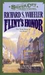 Flint's Honor - Richard S. Wheeler