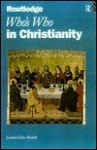 Who's Who in Christianity - Lavinia Cohn-Sherbok