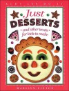 Just Desserts - Marilyn Linton, Barbara Reid