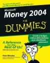 Microsoft Money 2004 for Dummies - Peter Weverka