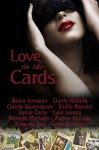 Love in the Cards - Becca Jameson, Cherie Nicholls, Christy Gissendaner, Emilia Mancini