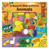 My Magnetic Make-A-Picture: Animals - Rachel Fuller