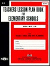 Teacher's Lesson Plan Book for Elementary Schools - NLC Teachers Division
