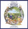Welcome to Mouse Village - Gyles Brandreth, Mary Hall