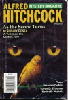 Alfred Hitchcock Mystery Magazine, April 2010 (Vol. 55, No. 4) - Loren D. Estleman, Shelly Costa, Andrei Bhuyan, Christopher Welch, Brendan DuBois, Kenneth Wishnia, Mark Patrick Lynch