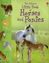 The Usborne Little Book of Horses and Ponies - Sarah Khan, Stephen Lambert, Kate Rimmer