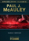Sable rouge (French Edition) - Paul J. McAuley, Nathalie Serval