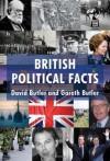British Political Facts - David Butler, Gareth Butler