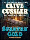 Spartan Gold - Scott Brick, Clive Cussler