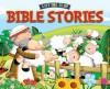 Lift the Flap Bible Stories - Juliet David, Marie Allen