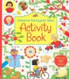 Farmyard Tales Activity Book - Rebecca Gilpin
