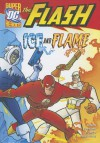 The Flash: Ice and Flame - Jane B. Mason
