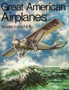 Great American Airplanes-Coloring Book - Bellerophon Books