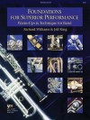 W32FL - Foundations for Superior Performance: Warm-ups and Technique for Band : Flute - Richard Williams, Jeff King
