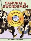 Samurai and Swordsmen CD-ROM and Book - Alan Weller