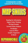 Map Skills: Common Core Lessons & Activities - Carole Marsh