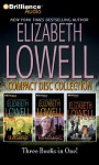 Elizabeth Lowell Compact Disc Collection: Untamed, Forbidden, Enchanted - Elizabeth Lowell, Various