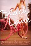 Beach Lane - Melissa de la Cruz
