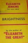 Brightness - Elizabeth Jenkins