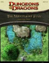 Game: The Witchlight Fens - Dungeon Tiles - NOT A BOOK