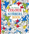 Colour by Numbers Book - Fiona Watt