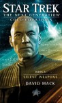 Star Trek: The Next Generation: Cold Equations: Silent Weapons: Book Two - David Mack