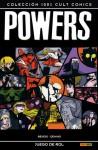 Powers: Juego de Rol (100% Cult Comics: Powers, #2) - Brian Michael Bendis, Michael Avon Oeming