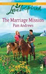 The Marriage Mission - Pam Andrews