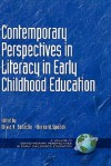 Contemporary Perspectives in Literacy in Early Childhood Education (Hc) - Olivia N. Saracho