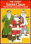 Santa Claus Paper Dolls in Full Color - Tom Tierney