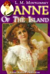 Anne of The Island - Kiddy Monster Publication, L.M. Montgomery