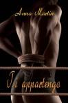 Ti appartengo (Italian Edition) - Anna Martin, Rebecca Traduce