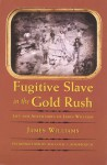 Fugitive Slave in the Gold Rush: Life and Adventures of James Williams - James Williams, Richard Newman, Marcia Renee Sawyer, Malcolm J. Rohrbough