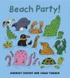 Beach Party! (Board Book) - Harriet Ziefert, Simms Taback