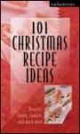 101 Christmas Recipe Ideas - Ellyn Sanna