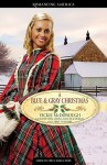 A Blue and Gray Christmas: Christmas Keeps Love and Hope Alive During War - Vickie McDonough, Lauralee Bliss, Tamela Hancock Murray, Carrie Turansky
