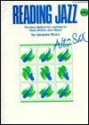 Reading Jazz: The New Method for Learning to Read Written Jazz Music (Alto Sax), Book & CD - Larry Clark