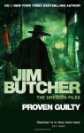 Proven Guilty (The Dresden Files #8) - Jim Butcher