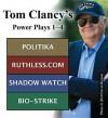 Politika / ruthless.com / Shadow Watch / Bio-Strike - Tom Clancy, Martin Greenberg, Jerome Preisler