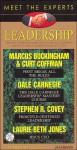 Meet the Experts: Leadership - Dale Carnegie, Laurie Beth Jones, Stephen R. Covey