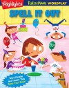 Spell It Out: Puzzlemania (R) Wordplay - Highlights for Children