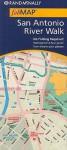 Rand McNally Fab Map San Antonio / River Walk, Texas - Rand McNally