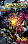 Legion of Super-Heroes (2011- ) #8 - Paul Levitz, Yildiray Cinar, Steve Lightle