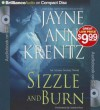 Sizzle and Burn (Arcane Society, #3) - Jayne Ann Krentz, Sandra Burr