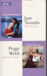 Wild Mustang / Warrior's Embrace - Jane Toombs, Peggy Webb