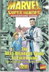 Marvel Super Heroes Adventure Game: The Reed Richards Guide To Everything - Mike Selinker