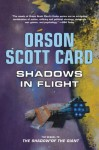 Shadows in Flight, enhanced edition (The Shadow Series) - Orson Scott Card