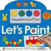 Let's Paint - Roger Priddy
