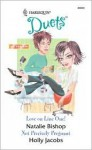 Love On Line One! / Not Precisely Pregnant - Natalie Bishop, Holly Jacobs