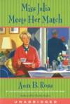 Miss Julia Meets Her Match - Ann B. Ross